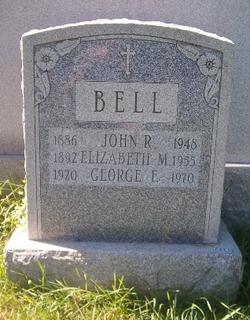 """George Francis """"Blackie"""" Bell, II"""