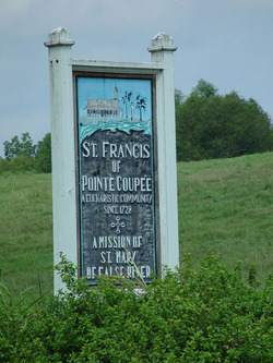 Saint Francis of Pointe Coupee Church Cemetery
