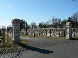 Saint Josephs New Roman Catholic Cemetery