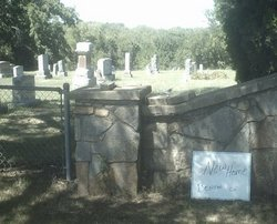 New Home Cemetery