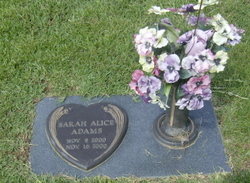 Sarah Alice Adams