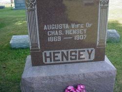 Augusta Hensey