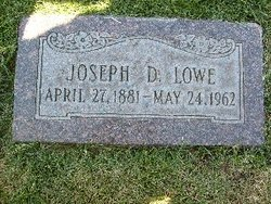 Joseph Daniel Lowe
