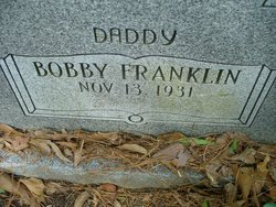Bobby Franklin Coleman