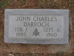 John Charles Darroch