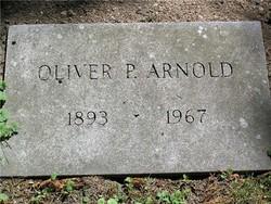 Oliver P. Arnold