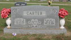 Goldie M Carter