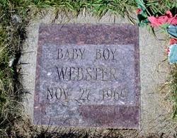 Baby Boy Webster