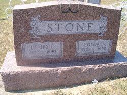 Golda Amelia <I>Keibler</I> Stone