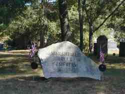 Marshfield Hills Cemetery