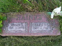 Charles Scoville Haines