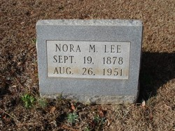 Nora M. <I>Crump</I> Lee