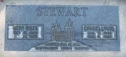 Gabriel Lavirl Stewart