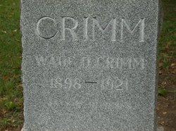 Wade D Crimm
