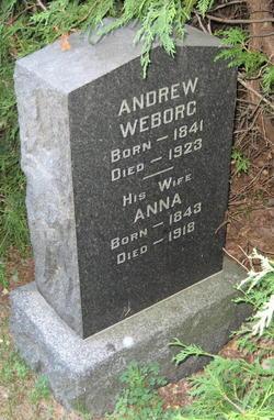 Anna Weborg