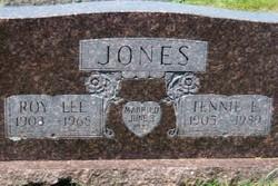 """Roy Lee """"Buster"""" Jones"""
