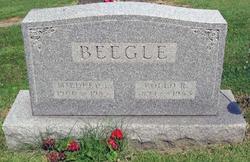 Mildred Lucille <I>Vansickle</I> Beegle