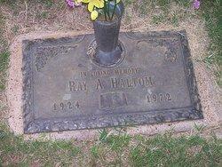 Ray A Haltom