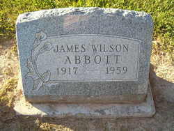 James Wilson Abbott