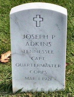 Joseph Pettibone Adkins