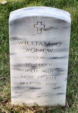William G Agnew
