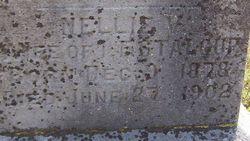 Nellie <I>Miller</I> Stalcup
