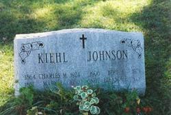 Eleanor E <I>Kiehl</I> Johnson