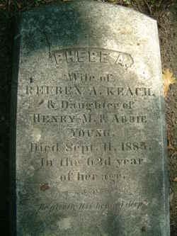 Phebe A. <I>Young</I> Keach
