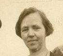 Myrtle Evelyn <I>Luscombe</I> Baxter