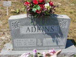 Finess H. Adkins
