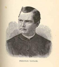 Dr Preston Taylor