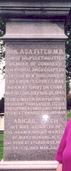 Asa Fitch