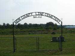 New County Line Cemetery