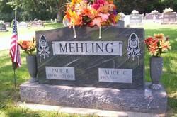 Paul Bernard Mehling