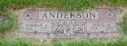 Doris A <I>Lane</I> Anderson
