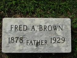 Frederick Allen Brown