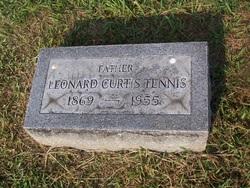 Leonard Curtis Tennis