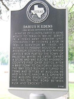 Darius H. Edens