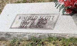 """Winfield Scott """"Scott"""" McFadden"""