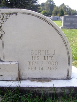 Alverta (Bertie) Jane <I>Harbaugh</I> Kipe