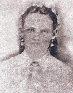 Mary Frances <I>Parker</I> Langston