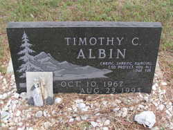 Timothy Carl Albin