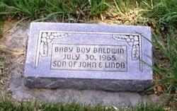infant Baldwin