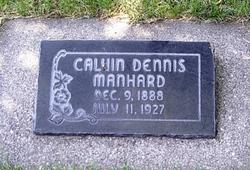 Calvin Dennis Manhard