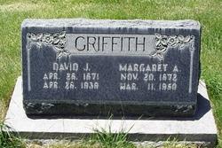 Margarett Ann <I>Williams</I> Griffith