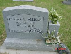 Gladys E. Allison