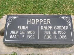 Ralph Gorden Hopper
