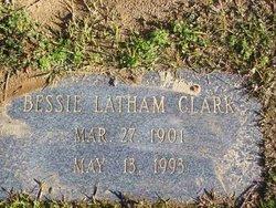 Bessie <I>Latham</I> Clark