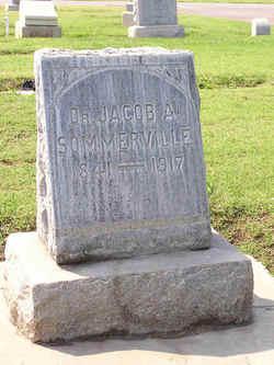 Dr Jacob A. Sommerville