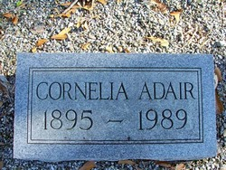 Cornelia Adair